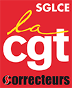 Logo la CGT correcteurs